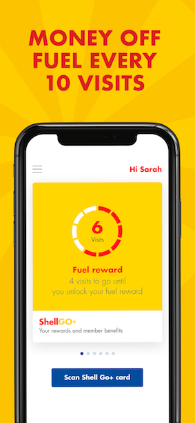 New Shell programme rewards all forecourt spend