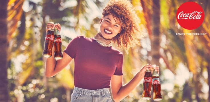 Coca-Cola wants to be understood