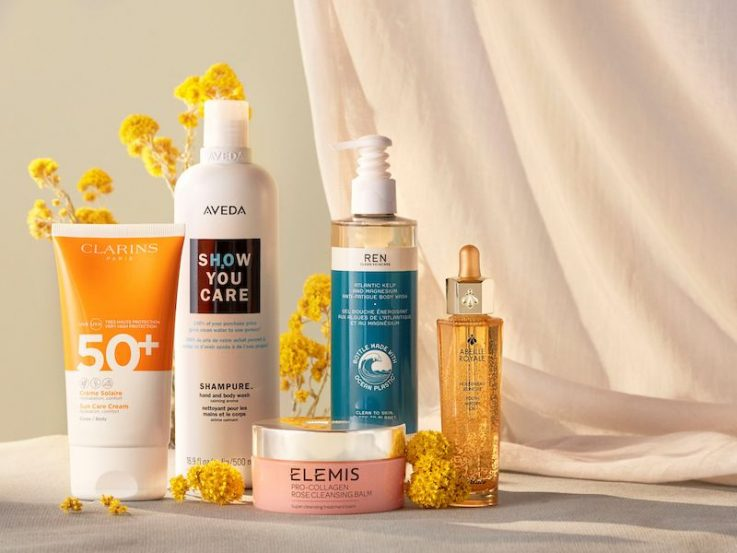 John Lewis trials rewards for beauty recycling