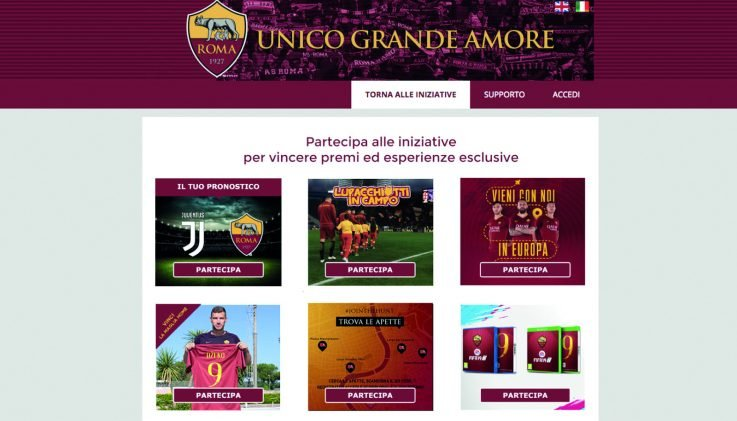 AS ROMA wins awards for loyalty