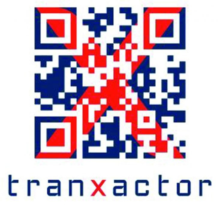 This image has an empty alt attribute; its file name is tranxactor-new-logo-737x683.jpg