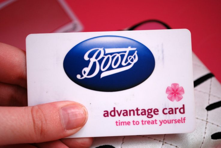 Boots MD Seb James sent a thoughtful and informative email to advantage card members