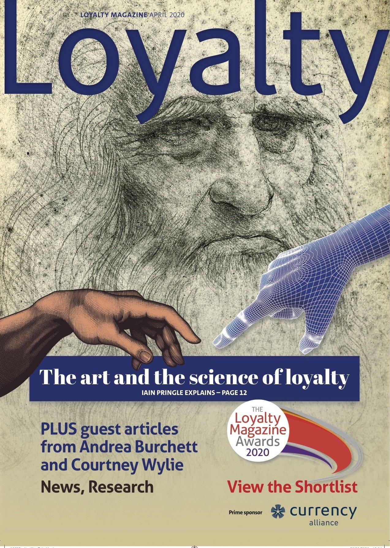 Loyalty Magazine Finalists 2020