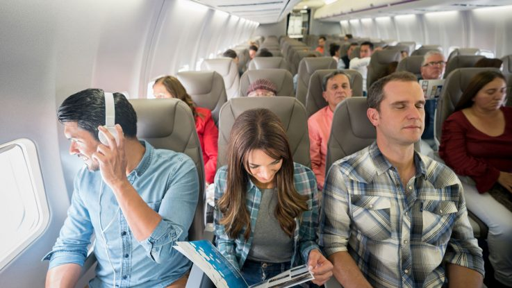 Middle aircraft seats will not be filled post Coronavirus