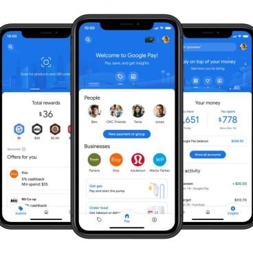 Google Pay relaunches with focus on relationships and rewards