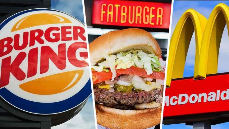 Fast food chains test loyalty to burgers