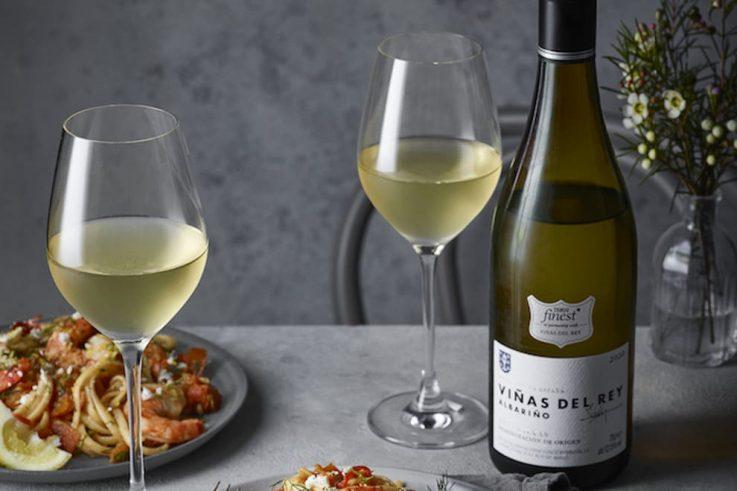 Tesco offers sommelier advice for wine pairing