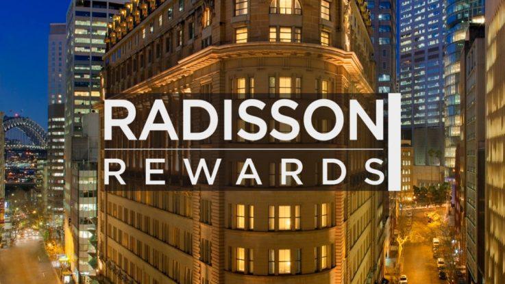 Hotel reward program splits the world into two