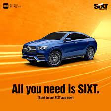 SIXT to offer exclusive rewards and experiences from Dezerved marketplace