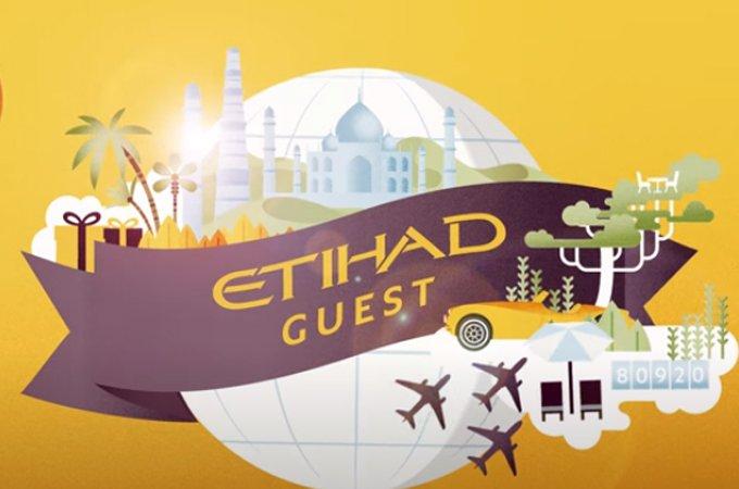 Etihad offers miles multiplier